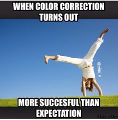 So true! | Hairstylist | Hair color | Color Correction |