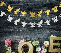 Find More Christmas Information about 3m Angel Paper Garlands Hanging Paper Supplies Wedding Festival Party Decoration Baby Shower Kids Birthday Decor,High Quality kids birthday cake decorating,China birthday table decoration Suppliers, Cheap kids birthday decor from Hangzhou Sunbeauty Arts & Crafts Co., Ltd. on Aliexpress.com