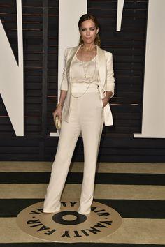 Leslie Mann in Giorgio Armani - Vanity Fair 2015, Post Oscars
