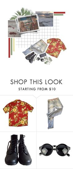 """"""""""" I'm James. I'm seventeen, and I'm pretty sure I'm a psychopath """"    the end of the f***ing world"""" by zombielover100 ❤ liked on Polyvore featuring Each X Other, men's fashion and menswear"""
