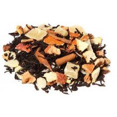 Thé Noir Jardin d'Aracaju est un thé gourmand par excellence. Le thé noir jardin d'Aracaju va vous faire plonger dans l'univers du Sergipe. Le Jardin d'Aracaju est un délicieux mélange avec de l'ananas, de la cannelle et de l'orange douce. C'est un thé qui mêle un goût fruité et épice. un thé tonique à boire tout au long de la journée. #thé #noir #parfumé #bahia #jardin #aracaju #palais #des #thés