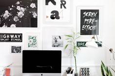 breanna rose | peak inside my office + a giveaway!
