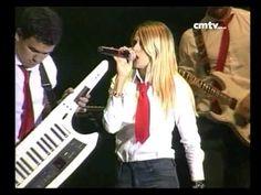 CMTV - Agapornis - Si te vas - Vivo Calafate 17 Feb 2014 - YouTube