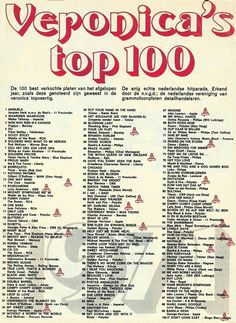 Via Fbpag Gouwe Ouwe  Top 100 1971