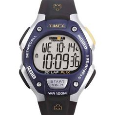 About TimexTimex Corporation is the nation's leading watch manufacturer. With a large and varied line of watches Timex has the style for everyone. From the locker room to the board room there's a great Timex time-piece for you. Look for Timex on the wrists of many great athletes competing in Ironman events world-wide. And like the best athletes Timex keeps on ticking.