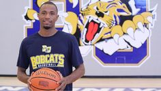 "New York Product Tyvon Cooper Commits to Brandon Bobcats for 2016-17Season   An American import is bringing his talented skills set to the Brandon University men's basketball team this fall.   Middletown New York product Tyvon Cooper has committed to the Bobcats for the 2016-2017 Canadian Interuniversity Sport (CIS) season. He will have three years left of eligibility after spending two seasons with the Orange County Community College Colts.  ""I am very excited to come to Brandon and I am…"