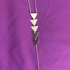 Long Necklace Cute cute never been worn! Jewelry Necklaces