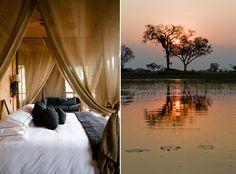 Xudum Delta Lodge Botswana
