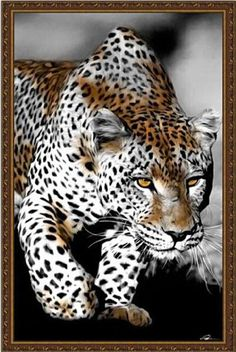 40*70cm cheetah crystal painting diy cross stitch 5D diamond painting embroidery mosaic pictures of rhinestones,free shipping