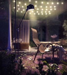 The overgrown loft project. Living spaces arranged among the untamed vegetation in an old industrial hall. 3d Architectural Visualization, Architecture Visualization, 3d Architecture, Interior Rendering, Outdoor Chairs, Outdoor Decor, Environment Design, Zbrush, Living Spaces