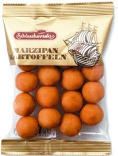 Schluckwerder Marzipan Kartoffeln ( Marzipan Potatoes )-100g Schluckwerder