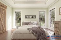 French Country Plan: 3,032 Square Feet, 4 Bedrooms, 2.5 Bathrooms - 041-00205 Square Feet, French Country, Farmhouse Style, Master Bedroom, House Plans, Bathrooms, Floor Plans, House Design, Flooring