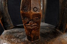 Tabouret - Lunda-Chokwe - Angola (detail) 207.jpg - Tabouret - Lunda-Chokwe ou Lozi - Angola / Zambie 207