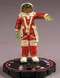 Evil Cosmonaut #054 The Lab HorrorClix - HorrorClix: The Lab Singles - Horrorclix - Miniatures