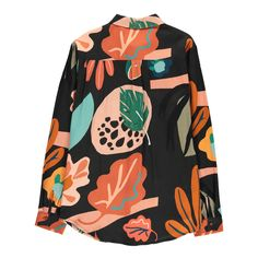 Janelle Shirt-product. #pattern #design #textiledesign #trends #fashion