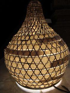 #selfmade #lamp #cotton #natural