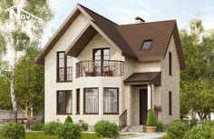 Classic House Exterior, Dream House Exterior, Dream House Plans, Home Building Design, Home Design Plans, Building A House, Duplex Design, House Design, House Outside Design