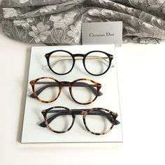 9105b5512f Dior - Fashionable eyewear for men and women - Eyeglasses and sunglasses  available with or without