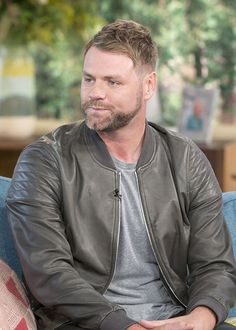 Brian McFadden admits daughters had a hard time after split with Kerry