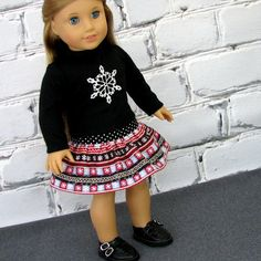I caved. After years of avoiding the store and hiding the catalog, I finally gave in and bought two American Girl Dolls for my...