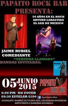 Next stop Xochimilco México df live show