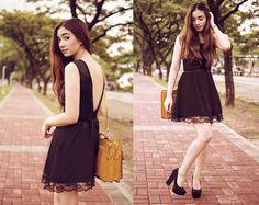 Tidestore Backless Dress