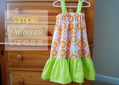 pillowcase dresses - Google-Suche