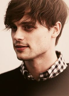 Matthew Gray Gubler (Variety studio at Sundance)