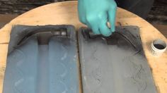 Moldmaking And Casting Tutorial: Flexible Foam Hammer Cast In 73-20 Mold