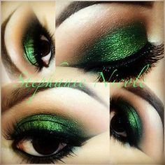 Emerald Green - (Muastephnicole) Instagram