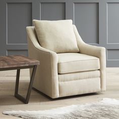 Found it at Wayfair - Quincy Swivel Chair