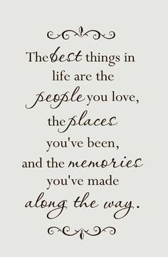 The best things in life wall decal - wall vinyls decals art - wall decor - vinyl wall art Vinyl Wall Quotes, Sign Quotes, Me Quotes, Great Quotes, Quotes To Live By, Inspirational Quotes, Motivational, Verses For Cards, Card Sayings