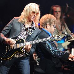 Davey Johnstone whose best known work is with Elton John, was born on this day in 1951