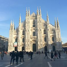 """""""Day trip from Rome to Milan"""" by @browsingitaly"""
