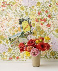 Birch   Bird Vintage Home Interiors » Blog Archive » Florals: In Full Bloom