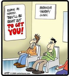 Therapy humor again
