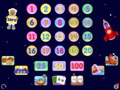 Starfall Numbers by Starfall Education
