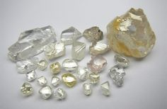 The Lucapa Diamond Company plans to sell a second parcel of rough diamonds that were recovered from its Lulo diamond concession in Angola. This sale will offer carats of diamonds, Diamond Sale, Uncut Diamond, Rough Diamond, Diamond Cuts, Minerals And Gemstones, Crystals Minerals, Rocks And Minerals, Natural Gemstones, My Gems