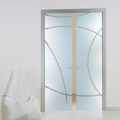 puerta que ahorra espacio