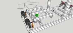 PCSHM (Playseats, cockpits et simulateurs home-made) :: Projet seat mover 2DOF sur base rig alu JCLseat Automobile, Racing Simulator, Racing Seats, Gaming Setup, Courses, Arcade Games, Drone Diy, Vr, Gadgets