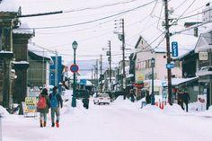 otaru, hokkaido, japan Winter Photography, Film Photography, Hokkaido Winter, Otaru, Korean Aesthetic, Winter Day, Countries Of The World, Holiday Travel, Japan Travel