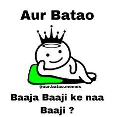 Funny Quotes In Hindi, Funny Attitude Quotes, Cute Funny Quotes, Funny Picture Quotes, Girly Quotes, Jokes Quotes, Funny Memea, Funny Talking, Sarcastic Jokes
