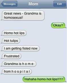Homo hot lips. ..jaq that's your new name.... these make me laugh out loud