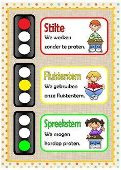 stoplicht poster