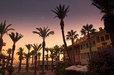 Natural colours at #Sotogrande Marina, southern Spain. Have you experienced any of its magical dawns? http://sotogrande.com/en/real-estate/ribera-del-marlin #luxury #travel