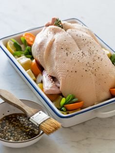 Maple Balsamic Roasted Duck recipe