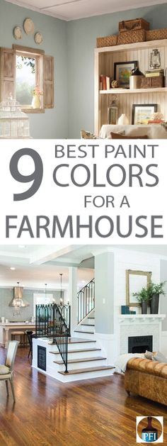 Farmhouse interior paint colors farmhouse style is here to stay learn which farmhouse paint colors will . Country Style Homes, Farmhouse Style, Farmhouse Decor, Farmhouse Furniture, Modern Country, Farmhouse Lighting, Farmhouse Ideas, Modern Farmhouse, Farmhouse Stairs