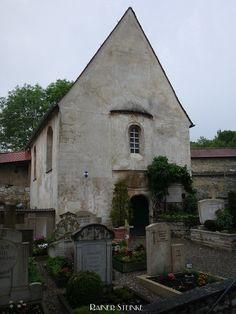 Martinsbasilika und Michaelskapelle (Seelenkeller, Karner) in Greding