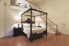 Loft master bedrooms and bedrooms on pinterest
