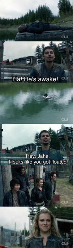The 100 season 4 episode 4 Funny Baby Memes, Funny Jokes To Tell, Funny Babies, Hilarious, Funny Humor, Funny Quotes, Crazy Funny, Memes Humor, Baby Jokes
